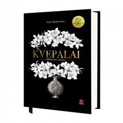 "BOOK ""KVEPALAI...."