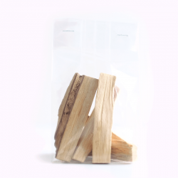 PALO SANTO, 5 natural wood...