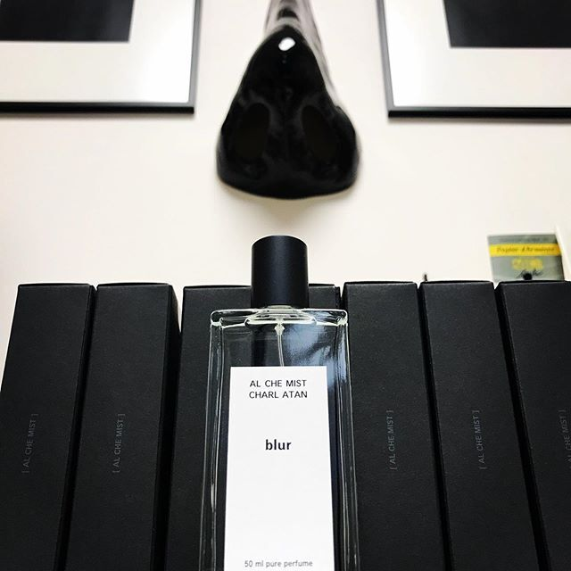 Our summer bestseller >>> innovative BLUR from Alchemist Charlatan collection >>> clear, soft, subtle cloud of modern molecules  www.fumparfum.com  #FUMparFUM #creative #studio #AlchemistCharlatan #collection #summer #bestseller #clear #soft #subtle #fragrance #cloud #modern #molecules #blur #handmade #art #niche #artistic #perfumery
