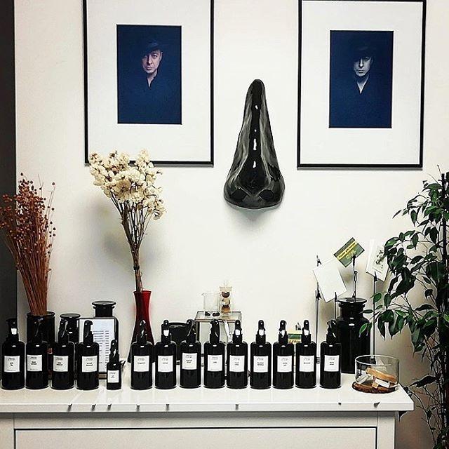 FUMparFUM creative studio > permanent Showroom > Domestic Alchemist collection  #DomesticAlchemist #domestic #fragrance #collection #spray #scent #ambient #SPA #home #perfumes #art #artistic #artisan #perfumery #handmade #craft #interiordesign #FUMparFUM #creative #studio