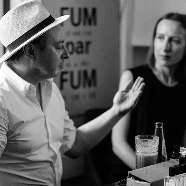 FUMparFUM creative studio public presentation >>> 13.06.2019  Photos by @algirdasdaumantas  #FUMparFUM #creative #studio #presentation #craft #handmade #art #artistic #niche #perfumery #perfumes #fragrances
