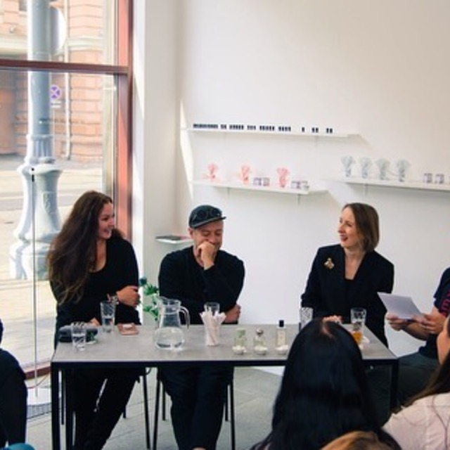 Sunday discussion about Lithuanian perfumery. We are alive!  Photos by Gabrielius Kavaliauskas